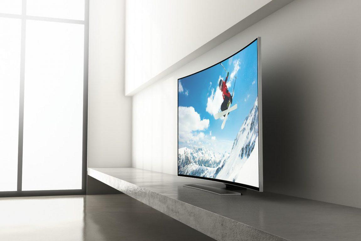 beste curved tv's uit de test van 2020